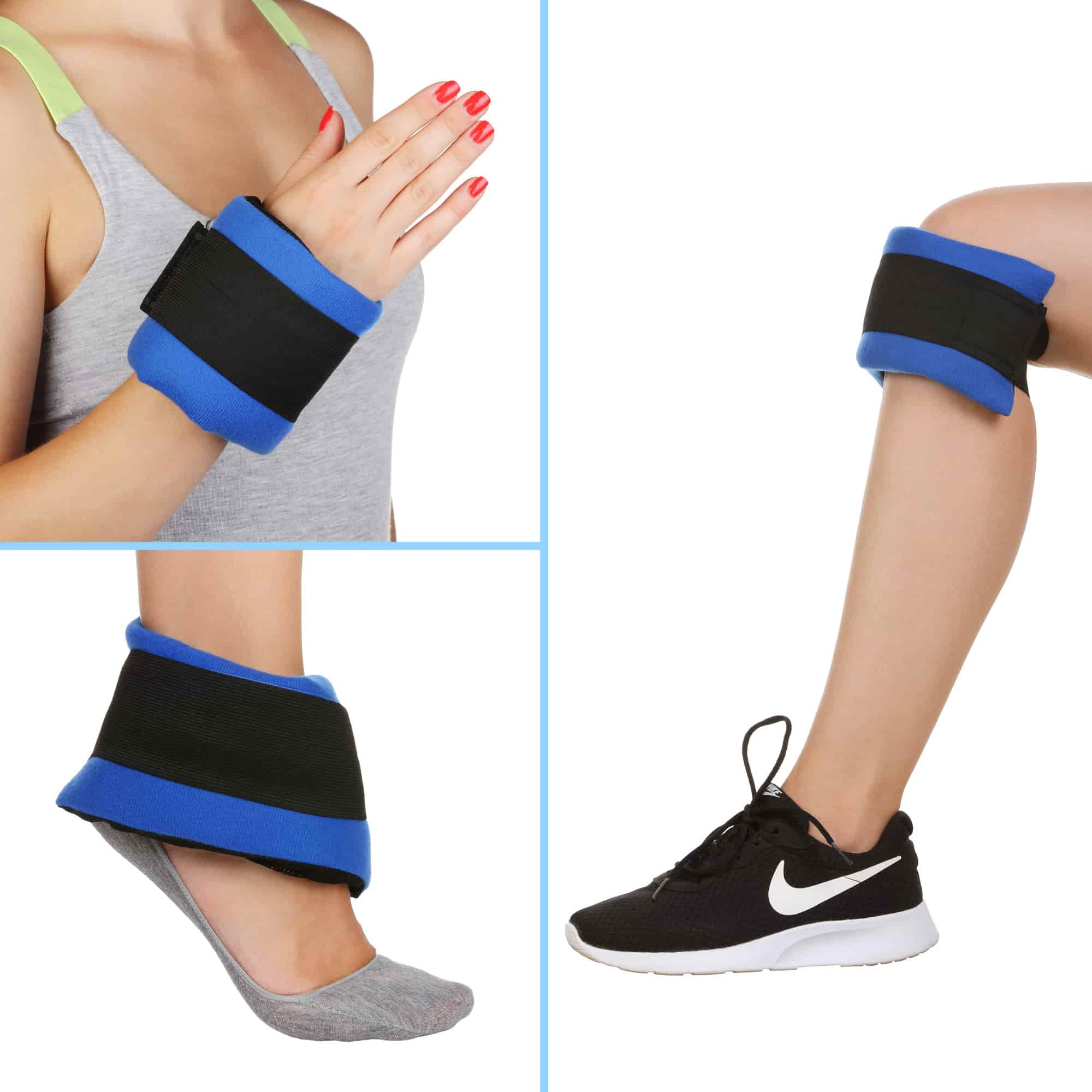 hot & cold pack for pain relief wrist ankle knee